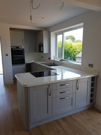 Kitchen Carpenter in Hertfordshire